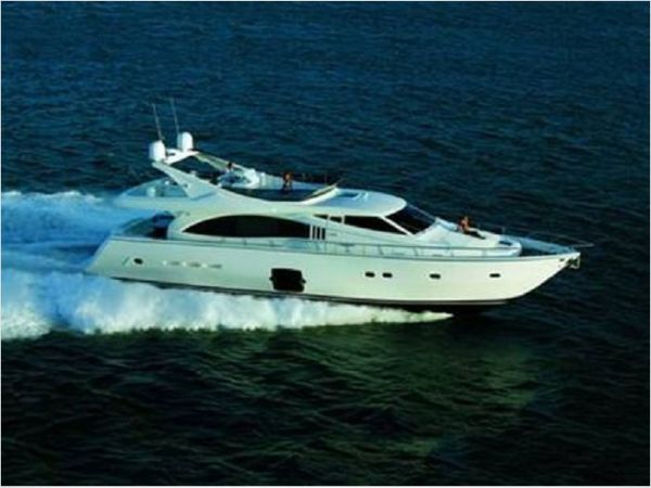 Ferretti Yachts 731 Photo 1