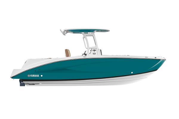 Yamaha Boats 255 FSH SPORT E