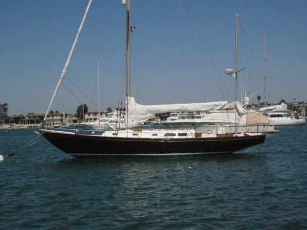 Hinckley Bermuda 40 MK II