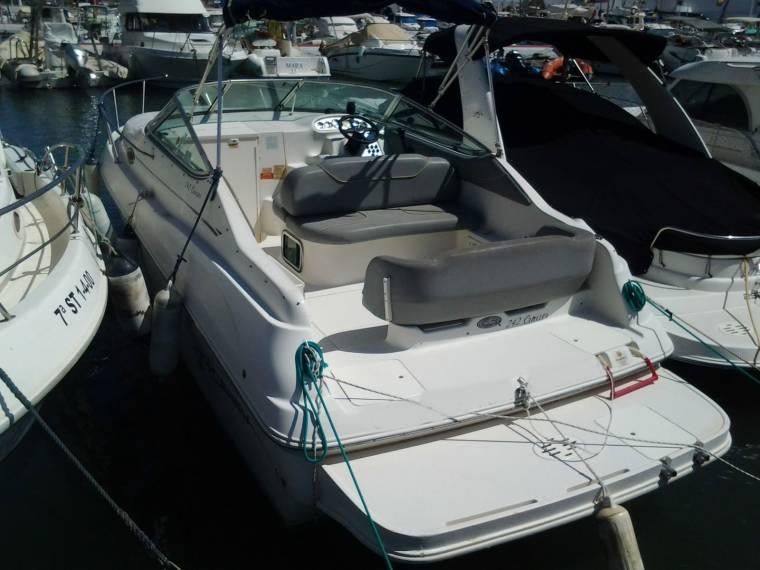 Monterey Monterey 242 Cruiser