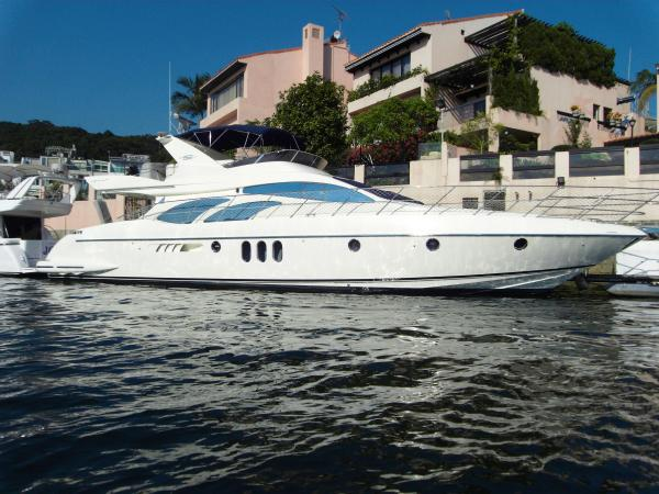 Azimut 62 Model 2004 Azimut 62 Prfile
