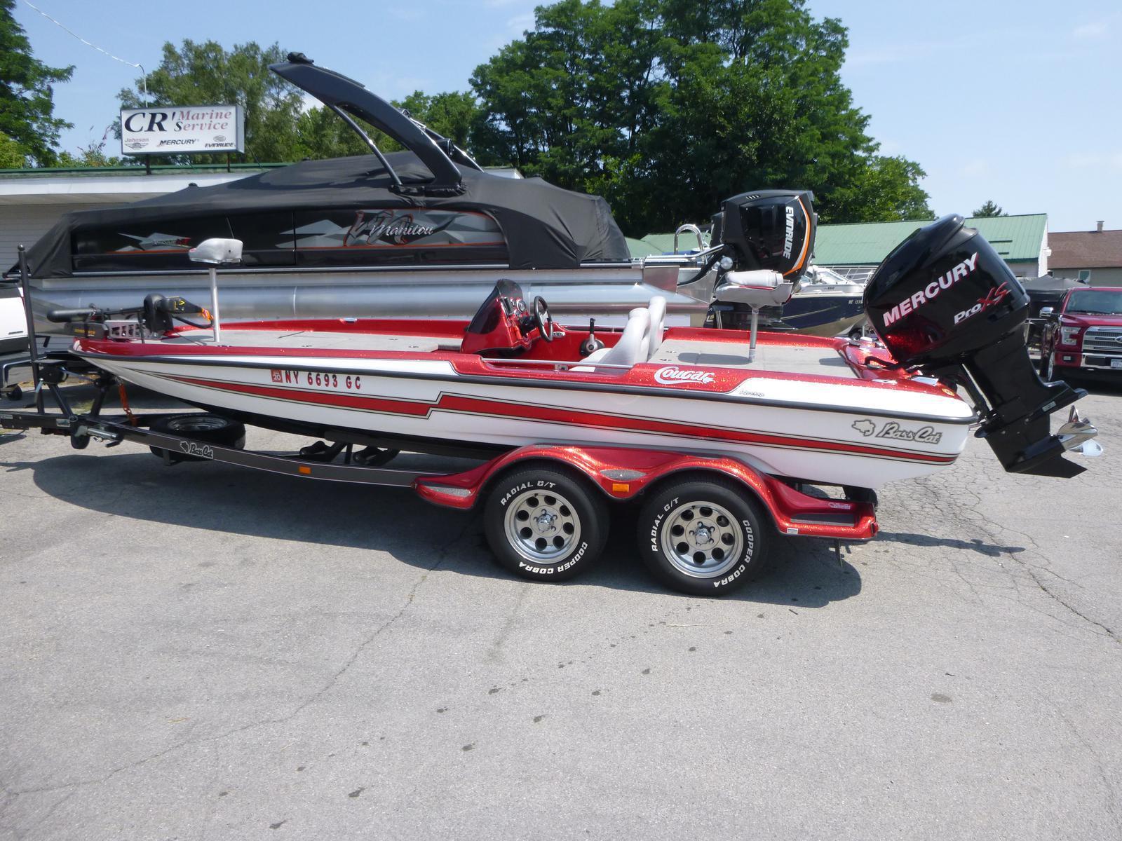 Bass Cat Boats Cougar Advantage