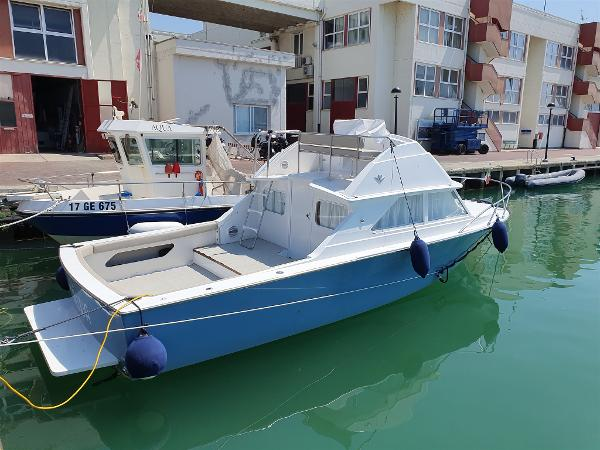 Bertram 28 Flybridge CRUISER 20190630_115441