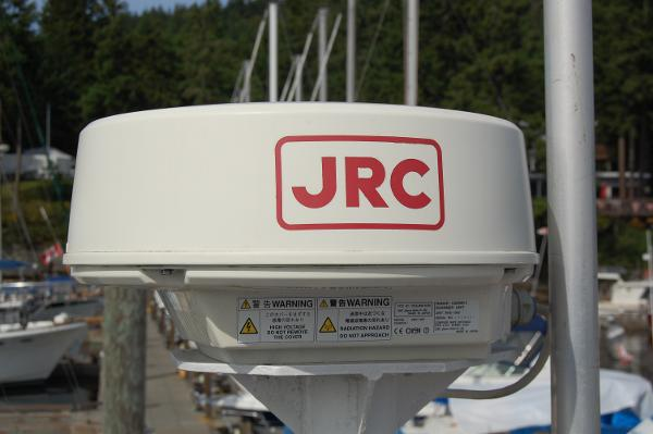 JRC Radar dome