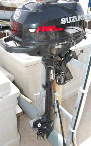 4 Stroke 2.5  HP Outboard