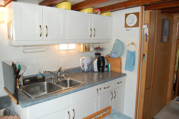 Galley port Side