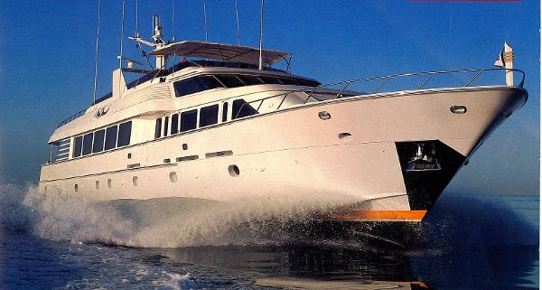 Hatteras RAISED PILOTHOUSE
