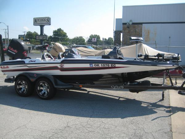 Bass Cat Boats Caracal