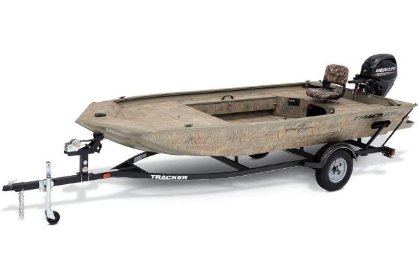 Tracker Grizzly 1654 T Sportsman