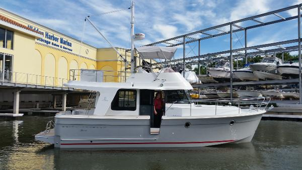 Beneteau Swift Trawler 34