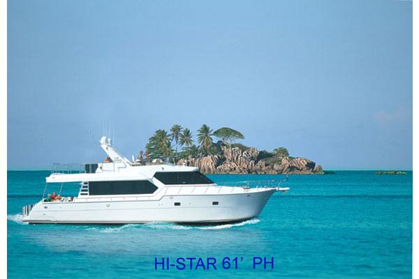 Hi-Star 61 Pilothouse