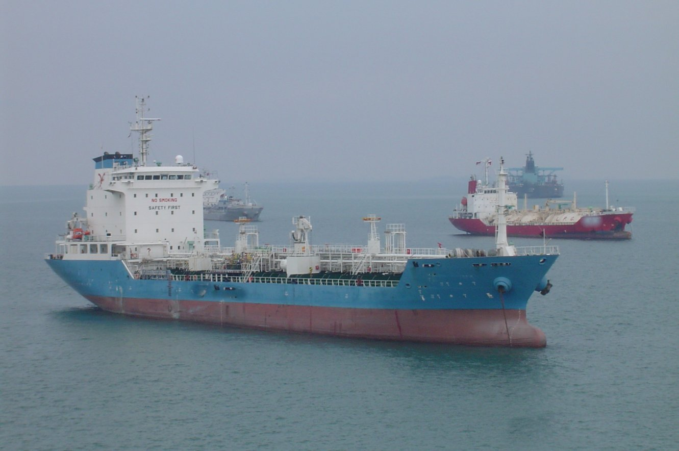 Custom Chemical Tanker