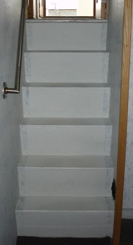 steps up to salon