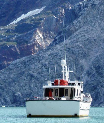 stern-Glacier Bay