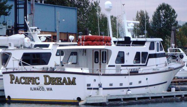 stern qtr starboard