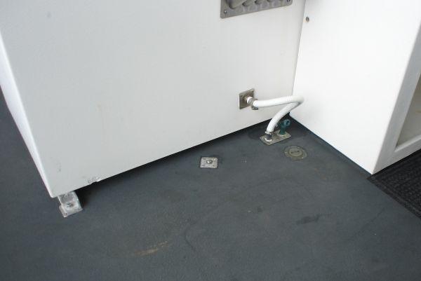 deck plumbing