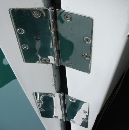 transom door hardware