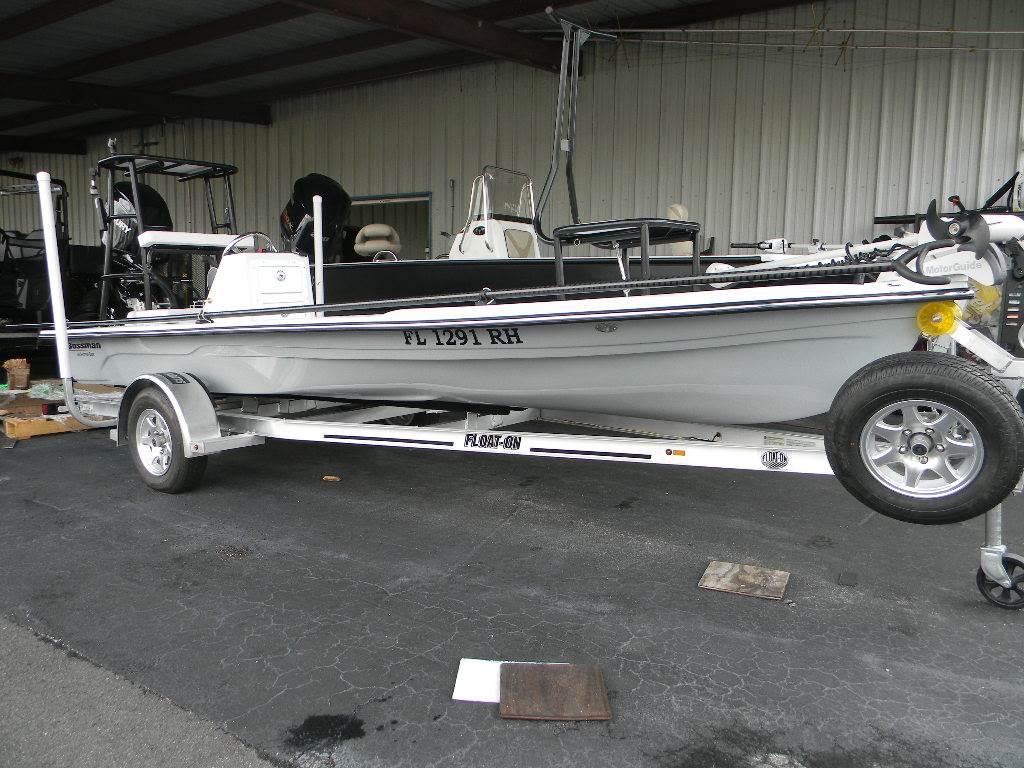 Bossman Boats Tailspotter Guide