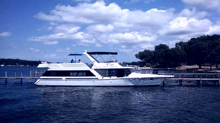 Bluewater Yachts 553/MY