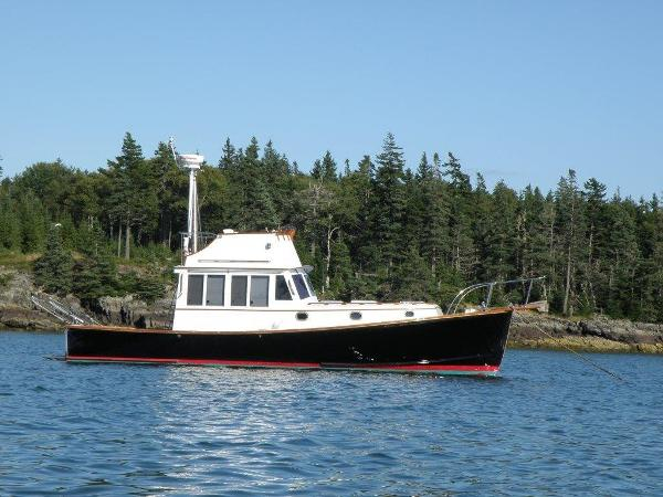 Stanley Williams 36 Flybridge Cruiser