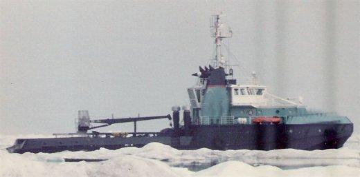 Custom Icebreaking Tug