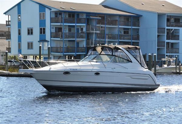 Maxum 3300 SCR Port Beam