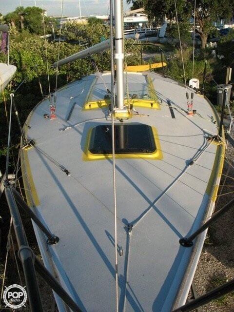 J Boats J/24 1981 J Boats 24 for sale in Throop, PA