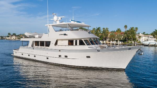 Outer Reef Yachts 88