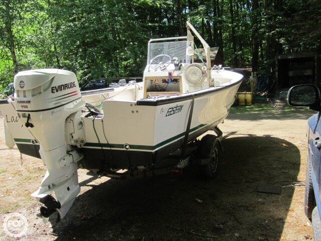 Eastern Boats 22 2005 Eastern 22 for sale in Kingston, NH