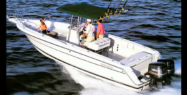 Stamas 270 Tarpon Manufacturer Provided Image