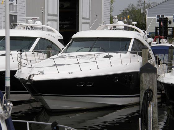 Sea Ray 60 Sundancer 2008 Sea Ray 60 Sundancer