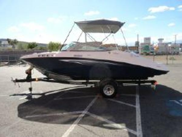 Yamaha SX 190 Sister boat with canvas