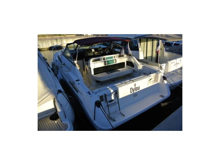 Sea Ray SEA RAY INDUSTRIES SEA RAY SUNDANCER 280 FJ44727