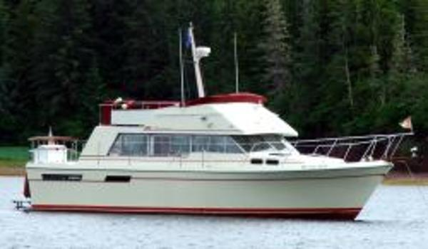 Bayliner 4050 Bodega Profile Sister Ship