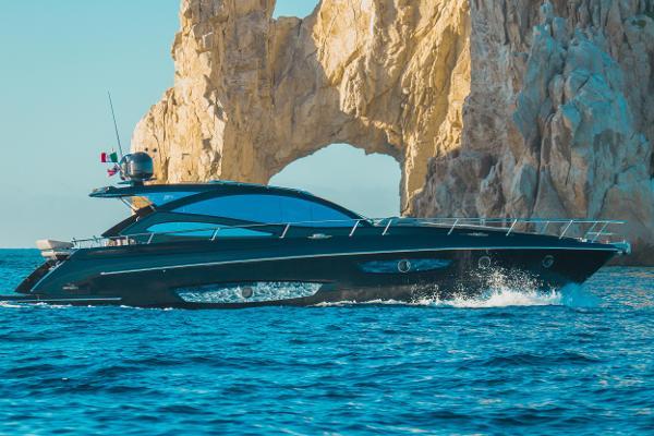 Rio Yachts 58 Gran Turismo 2015 Rio Yacht Starboard Profile
