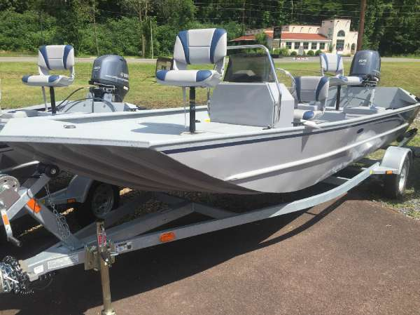 G3 Boats 1860 CCJ DLX