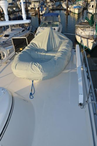 Dinghy Storage
