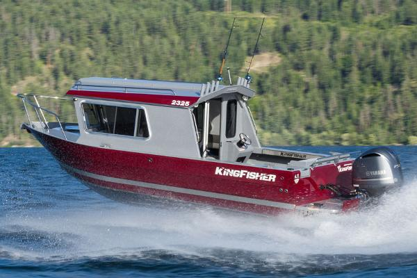 KingFisher 2325 Coastal Express Manufacturer Provided Image: Manufacturer Provided Image
