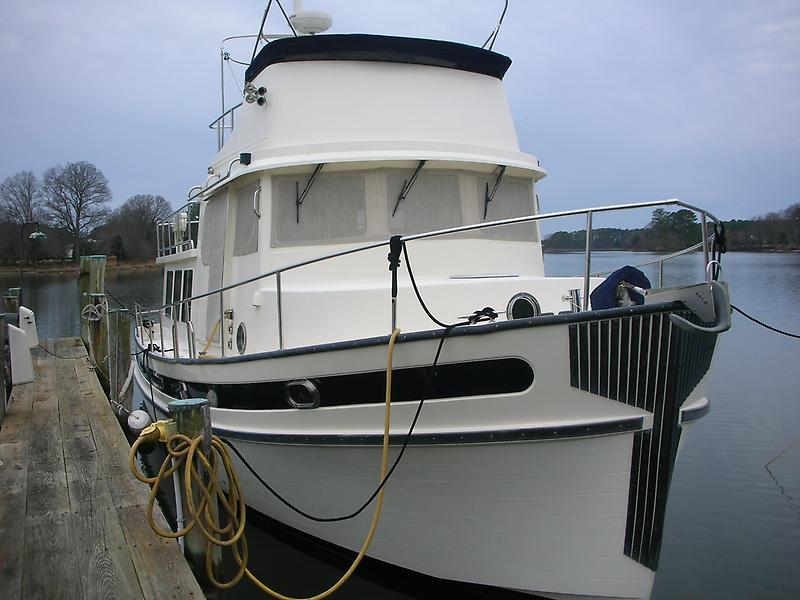 Nordic Tugs 42 Flybridge