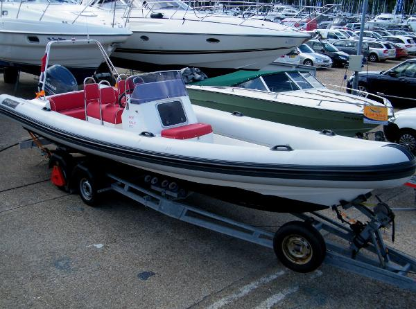 Scorpion 8.1m Rib Scorpion 8.1M For Sale