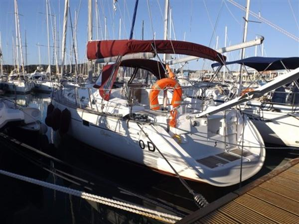 Beneteau Oceanis Clipper 423 BENETEAU - OCEANIS 423 CLIPPER - exteriors