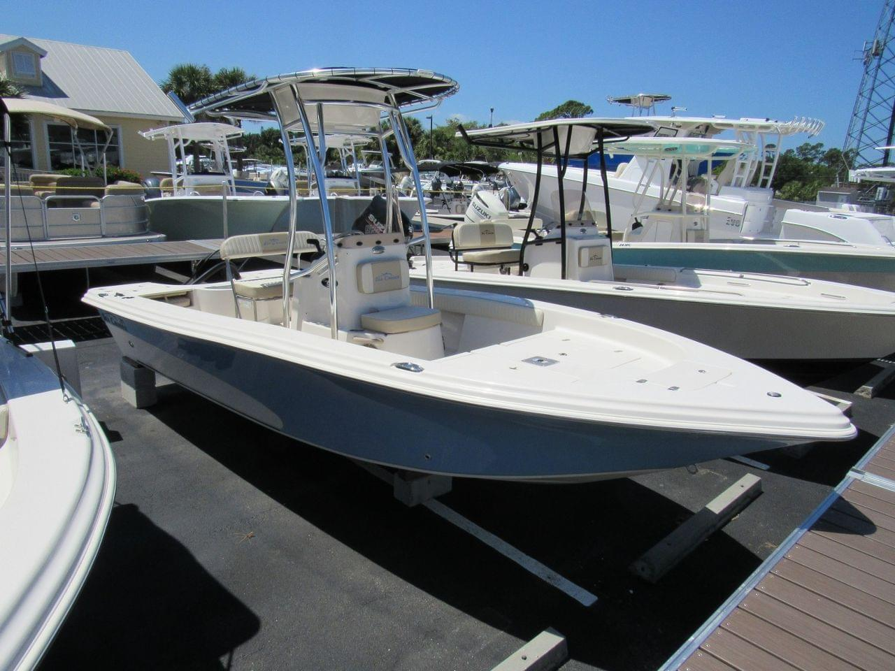 Sea Chaser 21 Sea Skiff