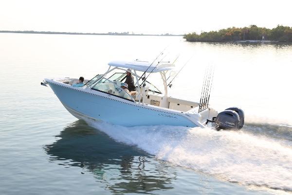 Cobia Boats 280 DC