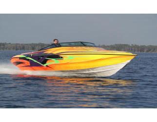 Velocity 290 Sport Cruiser Manufacturer Provided Image