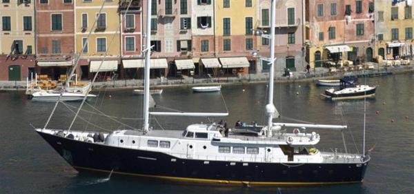 Codecasa 35m Sailing Explorer