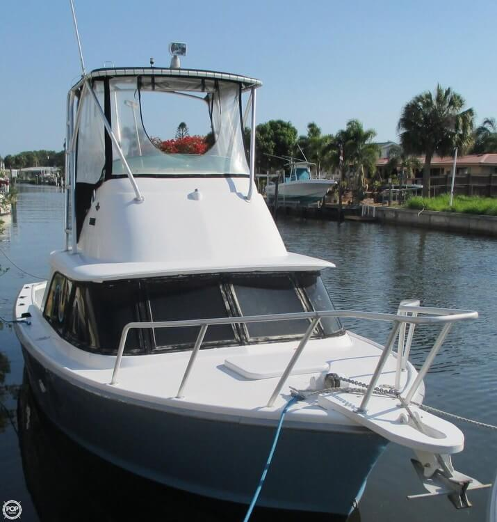 Bertram 31 Sportfisher 1968 Bertram 31 SF for sale in Bradenton, FL