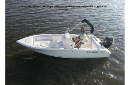 Key West Boats, Inc. 203FS