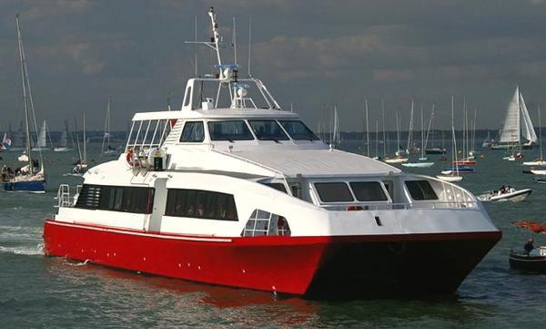 Custom Catamaran Passenger Ferry