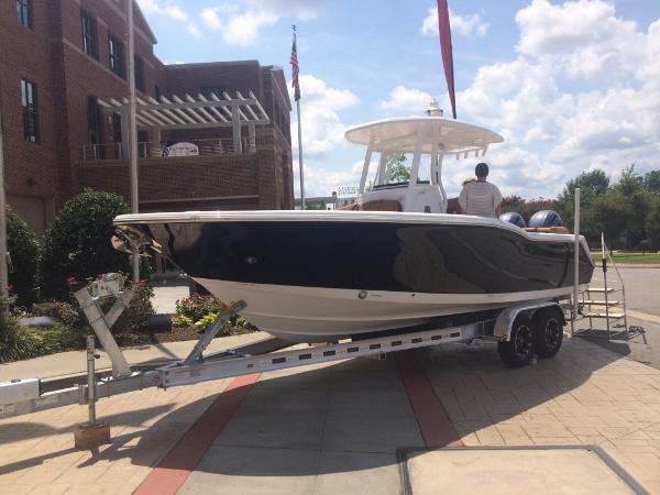 Tidewater Boats 252 LXF Custom