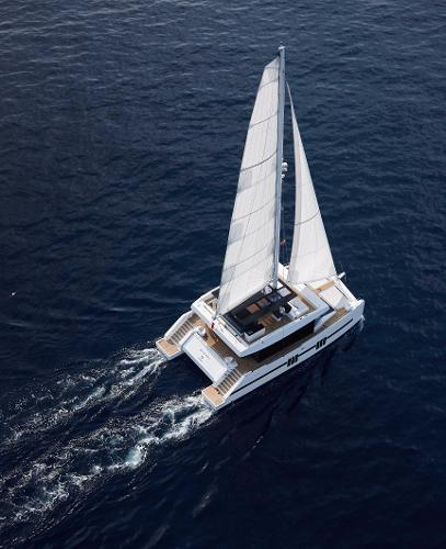 Sunreef Supreme SAIL 68